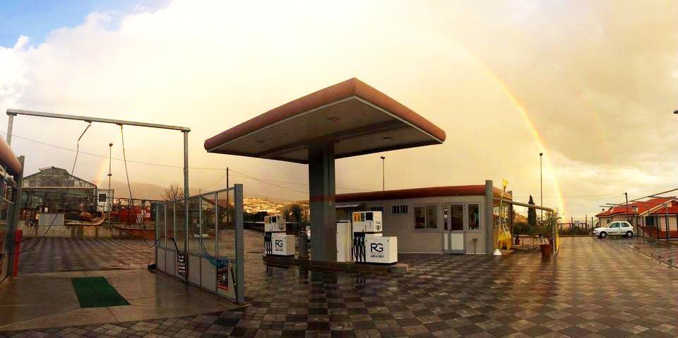 Area di servizio Revelli a Taggia (IM)