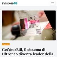 Rassegna Stampa GetYourBill   innovaMI 15 giugno 2021