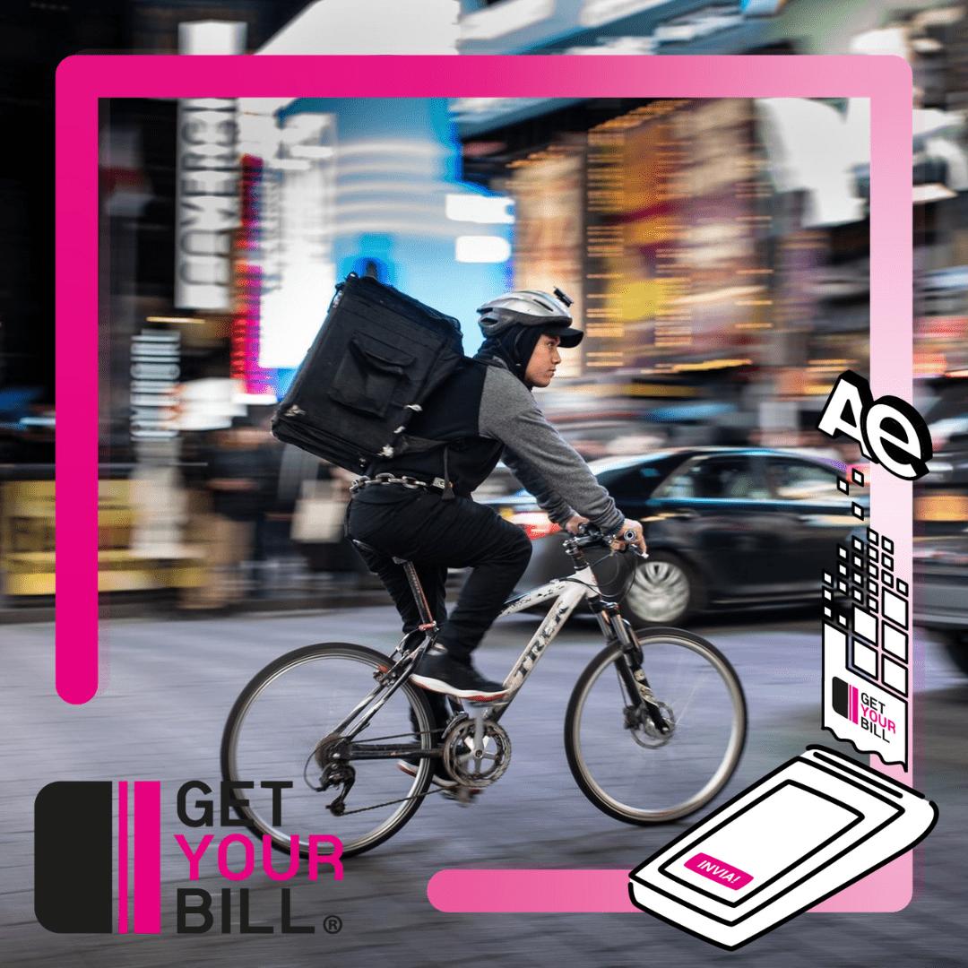GetYourBill su POS per i professionisti in mobilità