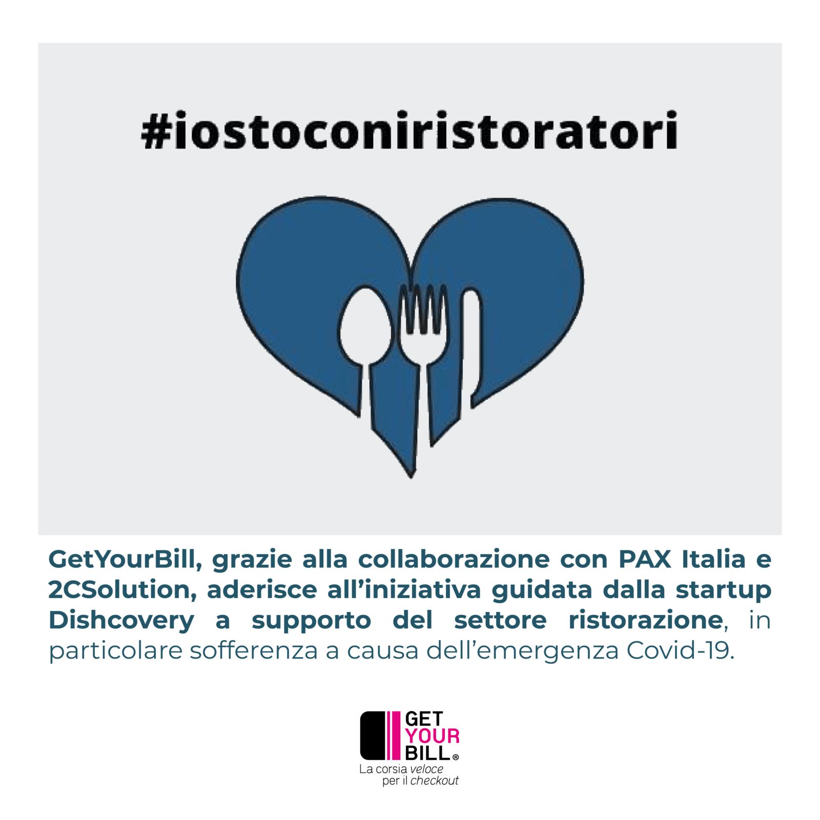 Post Instagram - #iostoconiristoratori