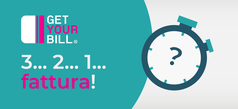 Tempo Fattura GetYourBill - News
