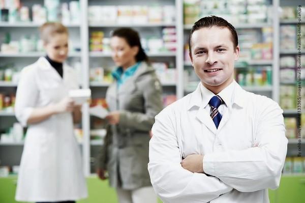 Medico in farmacia