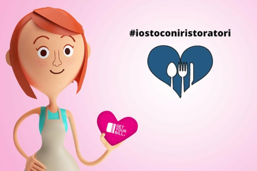 #iostoconiristoratori - Prova GetYourBill gratis per 3 mesi