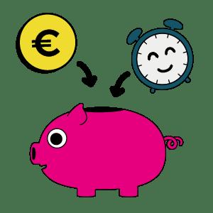 Risparmia tempo e denaro!