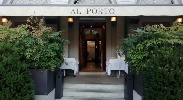 Ristorante di pesce Al Porto Milano - Intervista