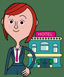 Chi usa GetYourBill? Alberghi, hotel, agriturismi e aziende del settore hospitality